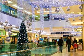 Festive Lighting Dublin Shopping Centres Projects