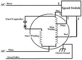 how to reverse the rotation of single phase capacitor start electric motors