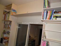 building a bookcase wall hung bookshelf