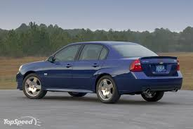 2007 Chevrolet Malibu - Information and photos - ZombieDrive