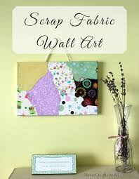 s fabric wall art home crafts by ali