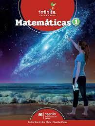 Unknown 24 de septiembre de 2019 1823. Matematicas 1 Secundaria Infinita Digital Book Blinklearning