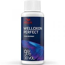 Wella Professionals Welloxon Perfect - <b>Окислитель 30V 9</b>,<b>0</b>% 60 мл ...