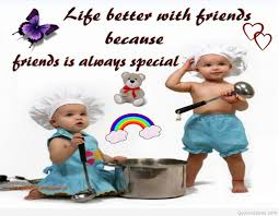 Cute Quotes Friendship Girls Cool Gud Wallpapers Friend