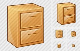 file cabinet png. File Cabinet Closed Icon Png