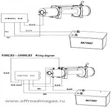 superwinch wiring diagram & models \
