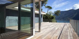 outdoor tinted glass