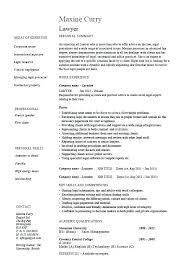 Legal Secretary Resume Elegant Legal Assistant Resume Template Best