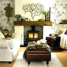 rustic mantle ideas fireplace decoration fireplaces decorating decor fabulous mantel spring rust