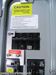 electrical panels boards enclosures panels boards ite 200a murray siemens ite generator interlock kit 150 or 200 amp panel listed