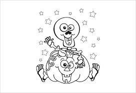 Fun Halloween Coloring Pages Kids Coloring Fun Coloring Pages Simple