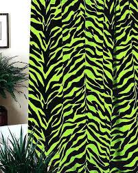 black lime green zebra print shower curtain blanket warehouse bathrooms curtains uk marvelous bright green shower curtain