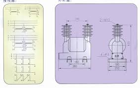 jdzw 10 type outdoor voltage transformer pt buy voltage open delta potential transformer at Potential Transformer Wiring Diagram