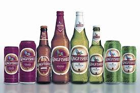 kingfisher kingfisher is the most consumed beers in india it has sgering market share of 41 and is indeed king of good times