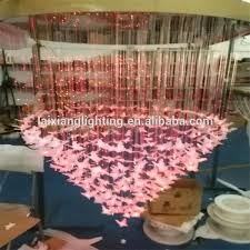 Illuminazione Ingresso Villa : Prezzo a buon mercato farfalla lampadari per la celebrazione villa