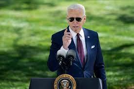 Biden talks up benefits of vaccines after new mask guidance