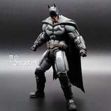 蝙蝠侠大战超人正义联盟小丑摆件可动人偶手办公仔玩具模型车载电脑机箱dc