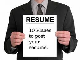 Download Resume Posting