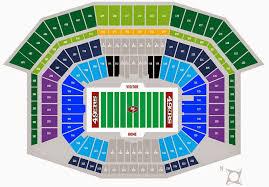 49ers Levis Stadium Seating Chart Levis Stadium 49ers