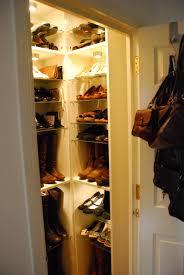 ikea wardrobe lighting. Small Closet Turned Shoe Room Via Bookshelves Lights! Love This! Maybe This Could Be A Bday Gift!? Ikea Wardrobe Lighting