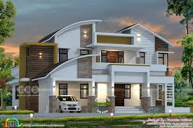 New Model House Design 2019 4 Bedroom Modern Contemporary Style 2550 Sq Ft Home Plan