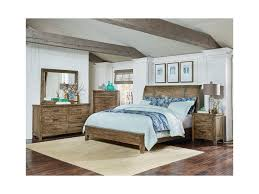 Standard Furniture Nelson Queen Bedroom Group Great American - American standard bedroom furniture