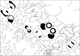 Doodle Art Doodling 66550 Doodle Art Doodling Disegni Da Con Gatto