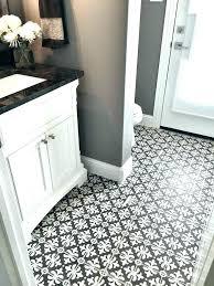 black and white vinyl tile bathroom floor tiles retro checkerboard self stick