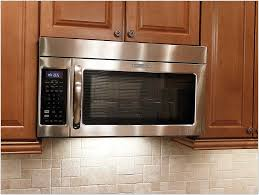 Microwave In Kitchen Cabinet Microwave Built In Kitchen Cabinet Photo Cool Ideas Under Counter