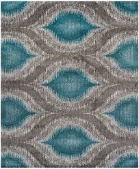 house excellent black and turquoise area rugs rug living inside gray teal decor 8