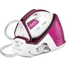 Dòng Bosch | 4 EasyComfort TDS4020, bàn ủi hơi nước (trắng / hồng)