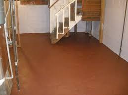 image of basement floor paint ideas color