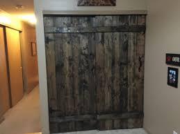 diy bypass barn door hardware. Sliding Barn Doors For Kitchen How To Build Bifold Door Diy Bypass Hardware Canada