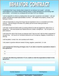 Free Printable Contracts Free Parent Child Contract Templates Awesome Printable Contracts 13