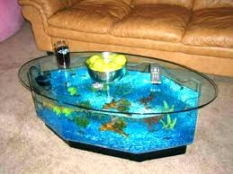coffee table aquarium fish tank coffee table aquarium fish tank creative home inspiring staggering for