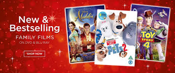 Childrens Dvd Chart Music Film And Television Whsmith
