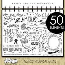 congratulations to graduate congratulations graduate graduation doodle clip art lettering