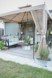 Small Picture Best 25 Cheap backyard ideas ideas on Pinterest Landscaping