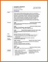 Free Executive Resume Templates 5 Free Executive Resume Templates Microsoft Word Ml Datos