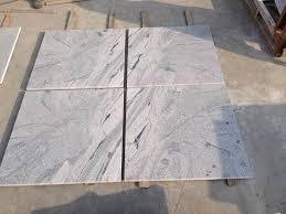 polished alaska white granite tile flooring