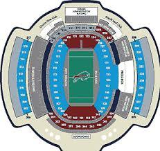 Details About Philadelphia Eagles At Buffalo Bills 2 Aisle Tickets 10 27 2019 Seats Rock Pile