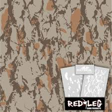 com redleg camo 3 piece duck grass camo stencil kit duck grass 2 piece hunting camouflage accessories sports outdoors