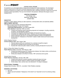 Work History Resume Best Socialrk Resume Template Experience Curriculum Vitae No 9