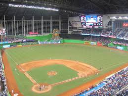 Decor Breathtaking Marlins Park Seating Chart For All