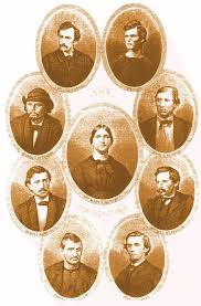 Image result for numerous sightings of Mary Surratt's ghost and other strange occurrences have been reported around Fort McNair.
