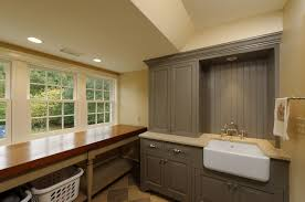 home decor utility sink with cabinet arts and crafts wall