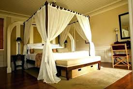 Canopy Bed Drapes For Sale Canopy Bed Drapes Light Cotton Curtains ...