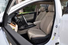 2017 hyundai sonata sport seat covers road test review 2016 hyundai sonata interior focus 2 4l