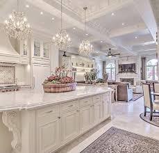 Pin by Wendy Bohn on Amazing Kitchens | Luxury kitchens, White kitchen  design, Home decor kitchen