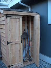 cedar garden shed. Mini Cedar Storage Shed Garden